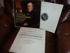 Wagner Gotterdammerung Brilioth Stewart Ludwig, Karajan, ExLibris BOX 6LP Austra