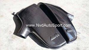 BMW E63 M6, BMW E64 M6, E60 M5 Carbon fiber Engine Intake Manifold Cover