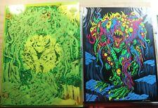 SKINNER NECRONOMICON POP-UP BOOK ELDER GOD EDITION SIGNED & ART PRINT SOLD OUT!!