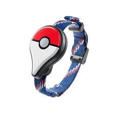 Genuine Nintendo Pokemon GO Plus Bluetooth Bracelet with Clip - In Box - VG