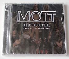 MOTT  THE  HOOPLE...FRIENDS & RELATIVES -  2 CD