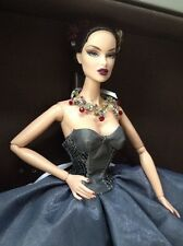 "Pale Fire Vanessa Perrin Fashion Royalty Doll MIB 2007 Integrity 12 1/2"""