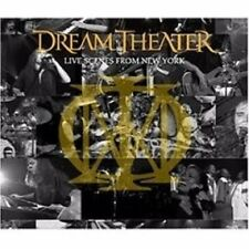 DREAM THEATER - Live Scenes From New York (3-CD) BOXCD