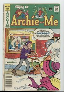 Archie and Me #100 Bronze 1978