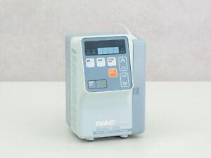 Infusion Pump IVAC 598 Volumetric Infusion Pump Fluid Administration