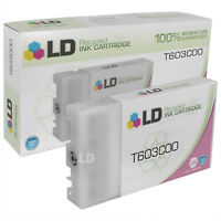 LD T603C00 T603C Comp Light Magenta Ink Cartridge for Epson Printer