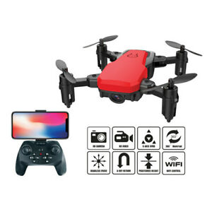 Z10 Rc Quadcopter HD Foldable Drone Altitude Hold Headless Gesture Control
