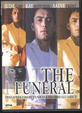 THE FUNERAL - DVD (USATO EX RENTAL)