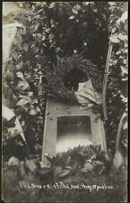 Mere photo. Grave of the Hon. Percy Wyndham by Holmes, Photographer, Mere.