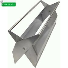 """Stainless Steel Donut Glazing Dipper 4""""Wx24""""L"""