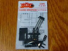 "Caboose Industries HO #220 Oper. Ground Throw Sprung .165"""
