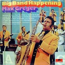 Max Greger - Big Band Happening LP Mint- 2371 130 Vinyl 1973 Record