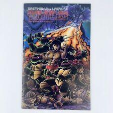 TEENAGE MUTANT NINJA TURTLES #18 - Mirage Studios 1989 - VF/NM!!!
