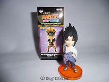 Figurine - Naruto Shippuden - WCF vol 1 - Sasuke - Banpresto