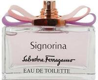 Signorina by Salvatore Ferragamo Perfume edt 3.3 / 3.4 oz New Tester