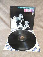 ELVIS PRESLEY~~C'mon Everybody~~PICKWICK-CAMDEN CAS-2518