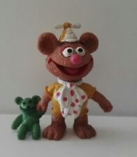 Oso Fozzie pvc ha! Comics Spain 1986 Comics Muppets Barrio Sésamo/Sesame Street