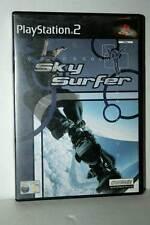 SKY SURFER GIOCO USATO BUONO STATO SONY PS2 EDIZIONE ITALIANA GD1 43348