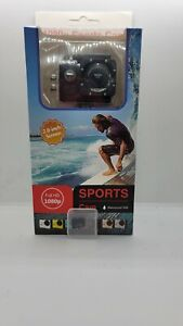 HD 1080P Action/Sport/Waterproof/GoPro Camera & Helmet Remote Kit + Card combos
