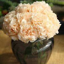 Artificial Flowers Hydrangeas Bouquet Home Decoration Wedding Fake Blossoms Pink