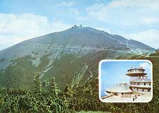 Alte Postkarte - Karkonoski Park Narodowy