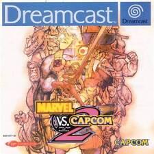 Marvel Vs Capcom 2 Sega Dreamcast *VGWC*+Warranty!