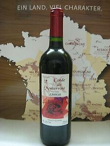 Conde de Monterroso  Spanischer Rotwein  Rebsorte :Tempranillo