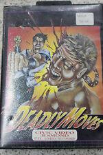 Deadly Moves (Sega Mega Drive, 1992)