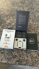 Klipsch T5 True Wireless Earphones with Charging Case - Silver
