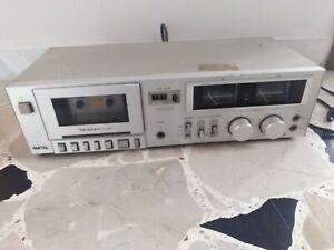 Piastra cassette Technics m205 da revisionare