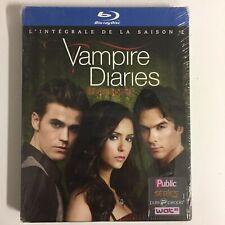 Vampire Diaries Love Sucks Saison 2 Blu-Ray neuf sous blister c18