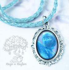 Ice Princess Anna Necklace - Handmade Jewelry - Disney Frozen Act of True Love