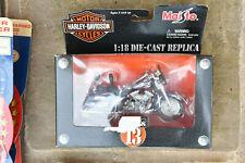 Maisto Series 13 Motorcycle 1:18 Harley Davidson 2002 FLHRSEI CVO Custom