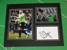 L Signed Scottish Player/Club Football Photos