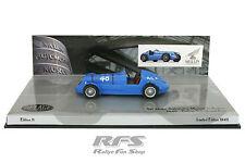 1:43 Delage D6 Grand Prix - blau - Baujahr 1946 - Minichamps 437461100