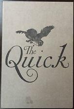 The Quick Edición Limitada Tapa Dura PONERSE case 1º DIBUJO FIRMADO por Lauren