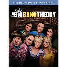 Comedy The Big Bang Theory Region Code 1 (US, Canada...) DVDs