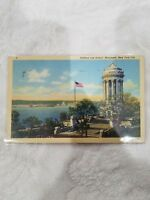 "Antique/Vintage Postcard, ""Soldiers and Sailors Monument, New York City"""