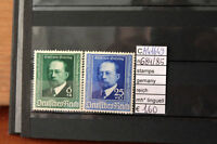 STAMPS GERMANY GERMANIA REICH MH * N. 684/685  (A41649)