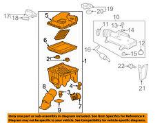Cadillac GM OEM 12-16 SRX Air Cleaner Intake-Filter Box Housing 22788576