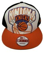 New Era New York Knicks Snapback Hat 9Fifty New NBA Basketball