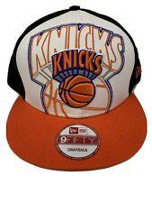 New Era Snapback 9fifty NY Knicks Hat New