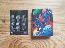 DC Comics - SkyBox Master Series Trading Cards - 1994 - Various