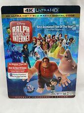 Ralph Breaks The Internet 4K UltraHD + Blu-Ray, 2019 Ultimate Collectors Edition
