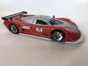 🔥🔥 1/32 NSR Mosler MT900R Sw Slot Car Custom Wheels/silicone Tires