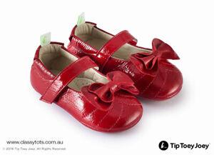NEW Tip Toey Joey Baby Shoes - FANCY *SALE*