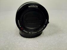 Minolta Zoom Telephoto 80-200mm f/4.5-5.6 Maxxum Autofocus Lens