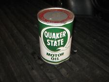 Quaker State Full 1 Quart Oil Can