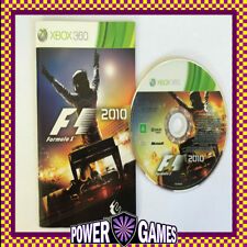 F1 2010 Xbox 360 (No Case) Disc & Instruction Booklet Only