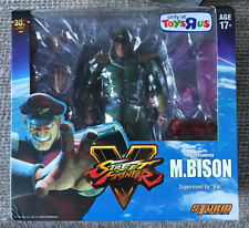 STORM COLLECTIBLES STREET FIGHTER V M BISON TRU EXLUSIVE GREEN 1/12 NEW SEALED